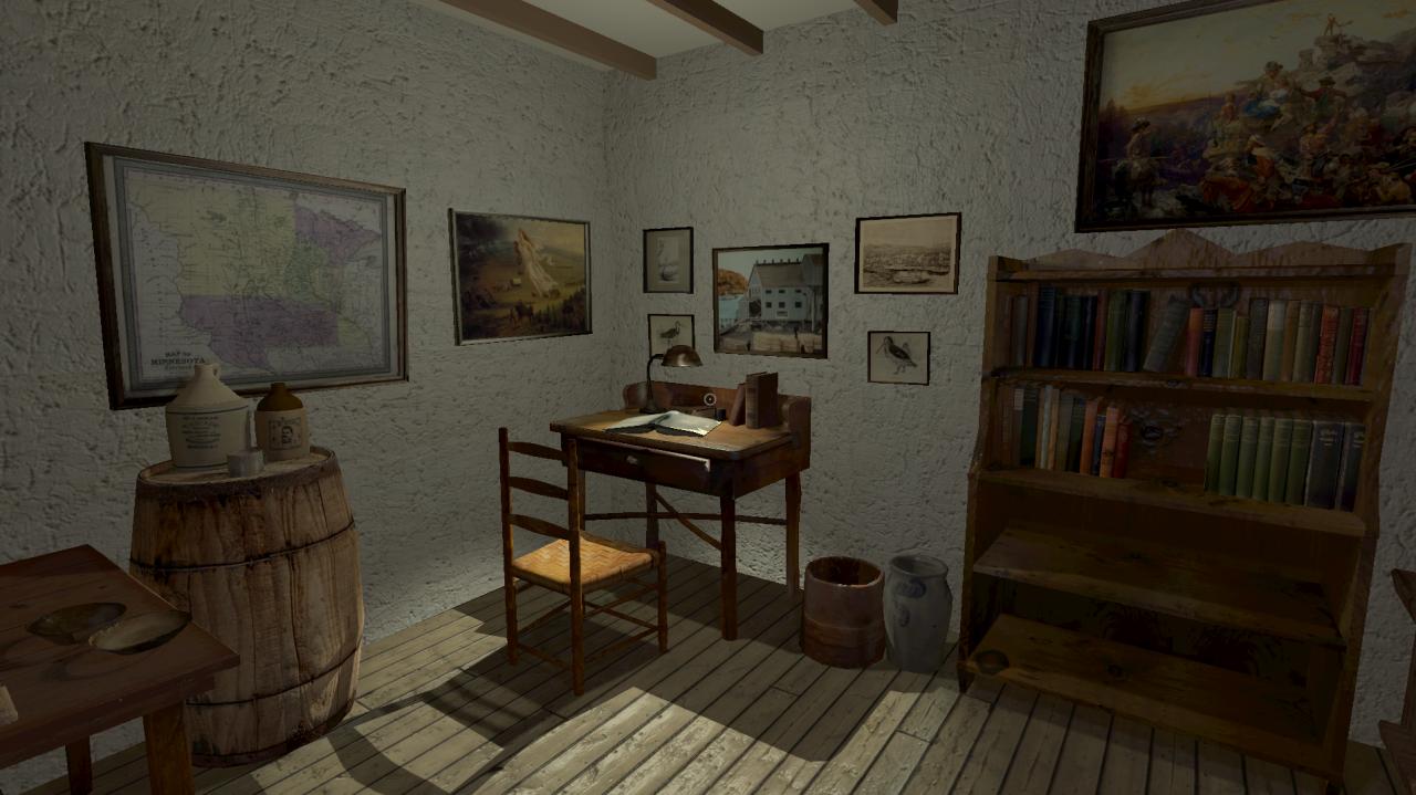 Cabin Interior 1