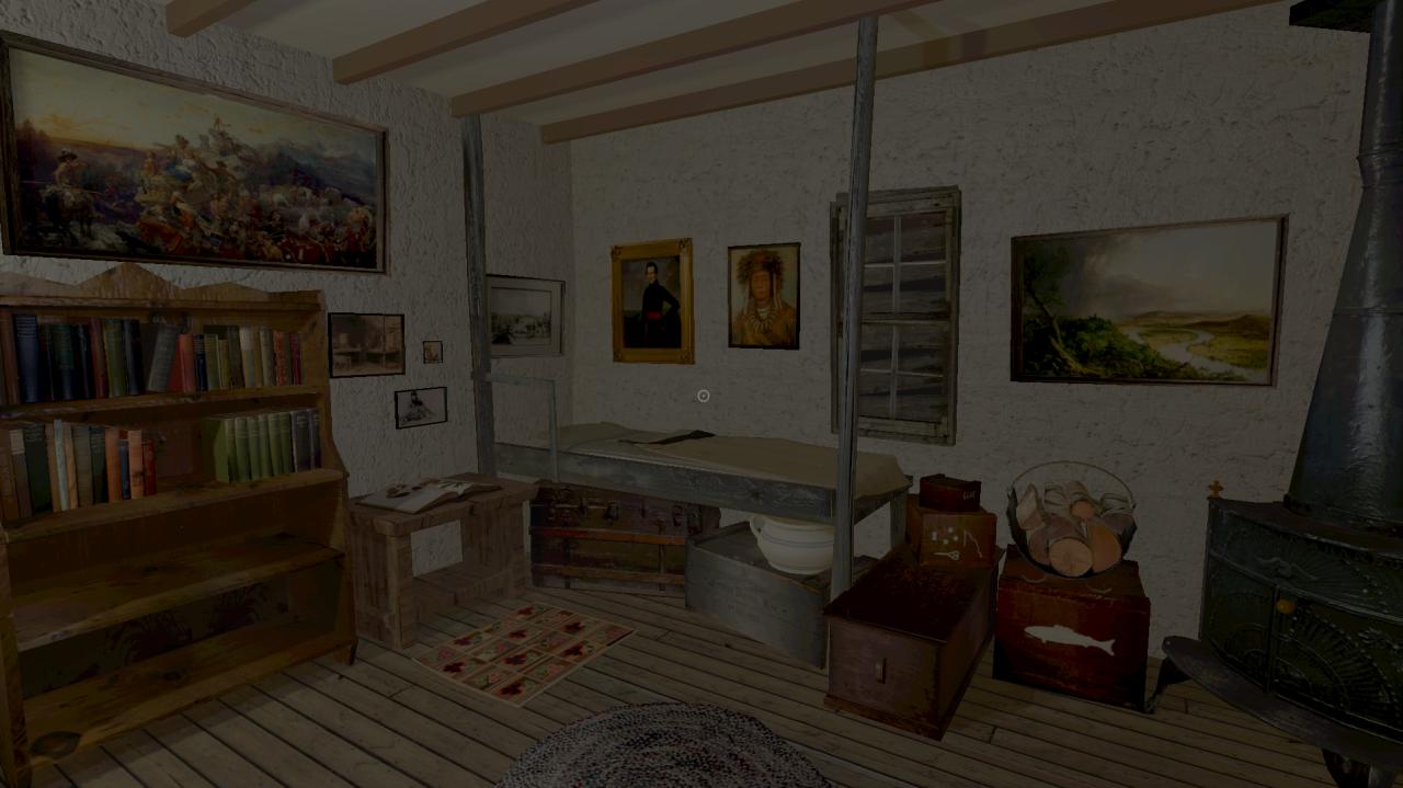 Cabin Interior 2